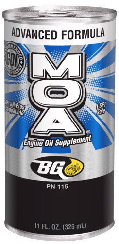 Picture of BG Products - Advanced Formula MOA Oil Additive