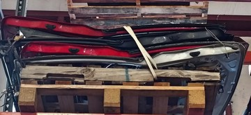 Picture of Used Hatch - Various Colors