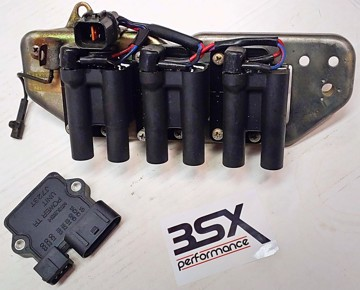 Picture of Non-OEM Ignition Coils and PTU : DOHC 6G72