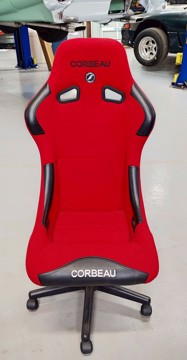 Picture of Clearance: Corbeau Gaming/Office Seat, Forza Red