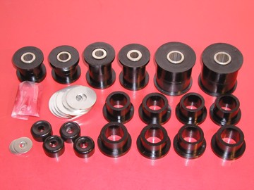 Picture of 3SX Custom Polyurethane Bushing Kits - 3000GT Stealth - POLY BUSHINGS